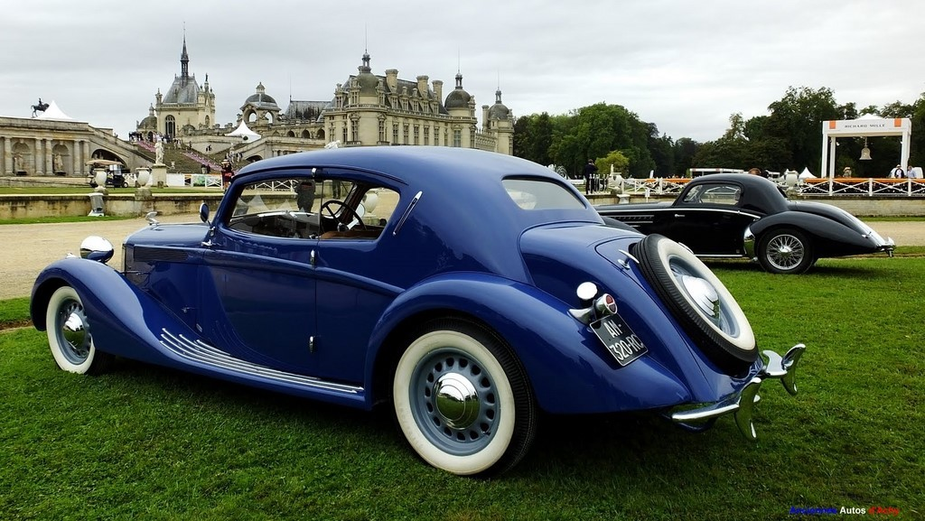 CHANTILLY ARTS ET ELEGANCE RICHARD MILLE-DELAGE