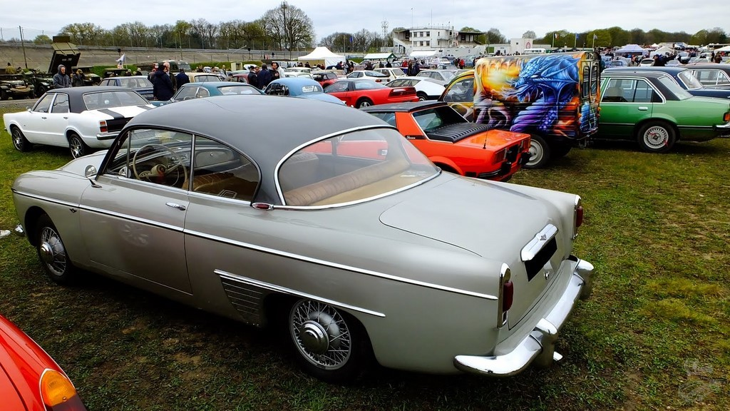 RENAULT FREGATE COUPE