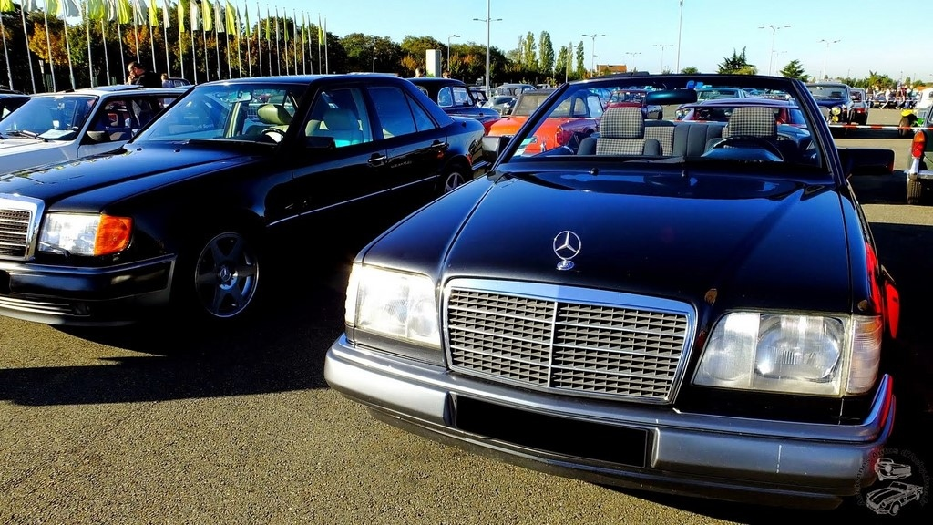 MERCEDES W124 CABRIOLET