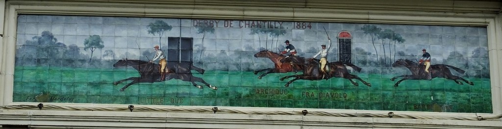 Derby de Chantilly 1884