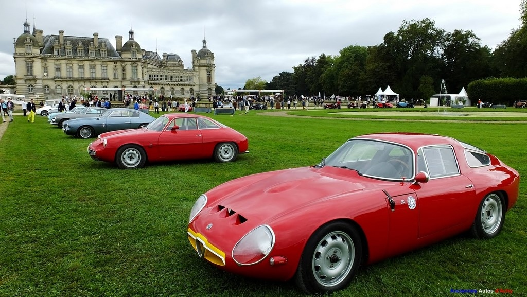 CHANTILLY ARTS ET ELEGANCE RICHARD MILLE
