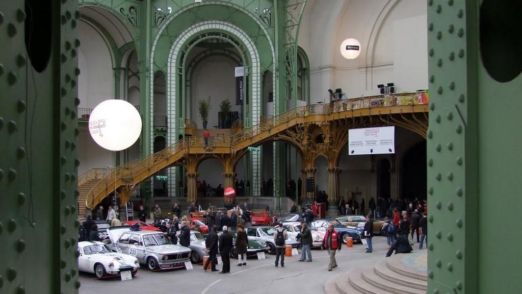 Exposition du tour auto au grand palais de paris - Exposition grand palais paris ...