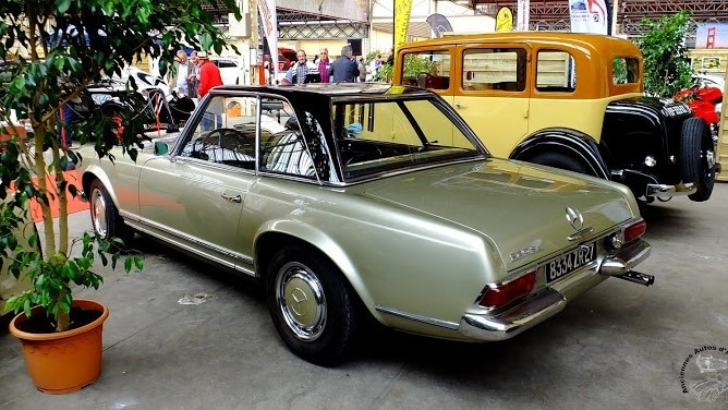 MERCEDES PAGUODE