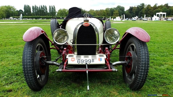 CHANTILLY ARTS ET ELEGANCE RICHARD MILLE -BUGATTI