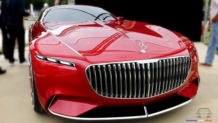 MAYBACH CHANTILLY