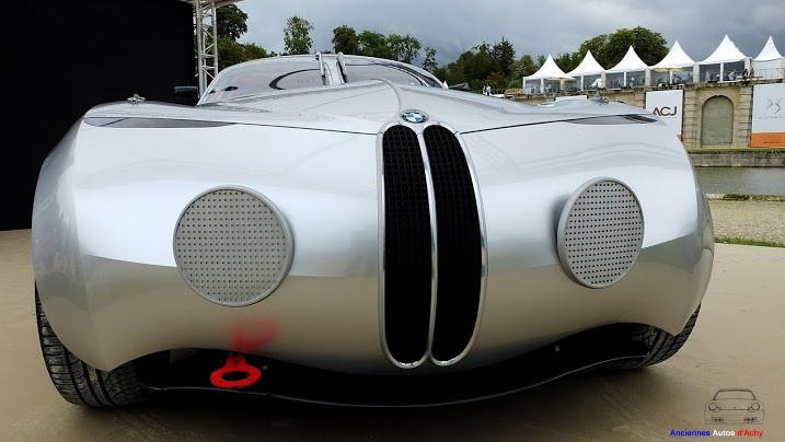 BMW CHANTILLY ARTS ET ELEGANCE RICHARD MILLE