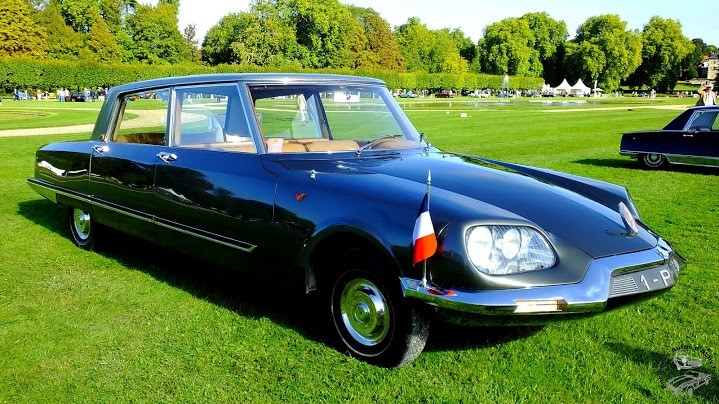 CITROËN DS PRESIDENTIELLE