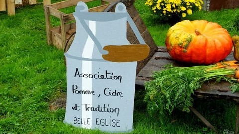 association pomme cidre et tradition belle eglise