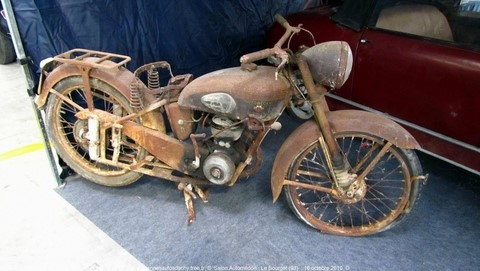 salon automedon- le bourget -moto ancienne