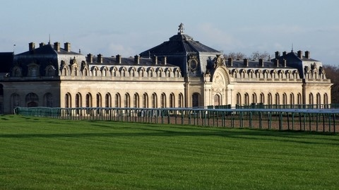 Les Grandes Écuries Chantilly