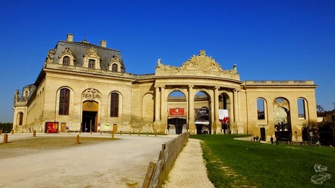 Chantilly Porte Saint-Denis