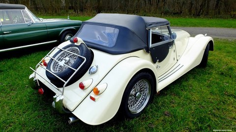 Chantilly morgan