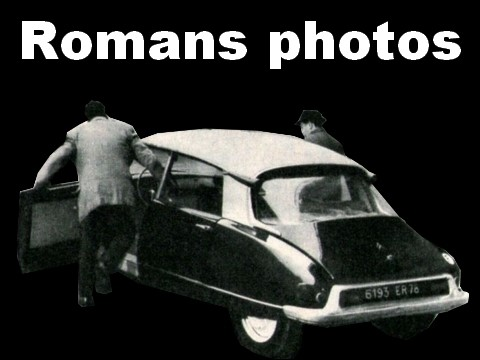 ​collection de romans photos