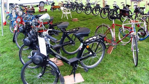 COLLECTION DE VELO SOLEX