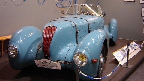 DB 2 1939-SALON RETROMOBILE-PARIS