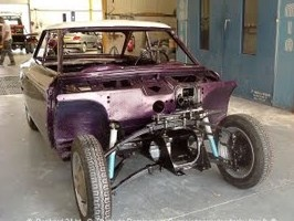 restauration panhard 24 bt