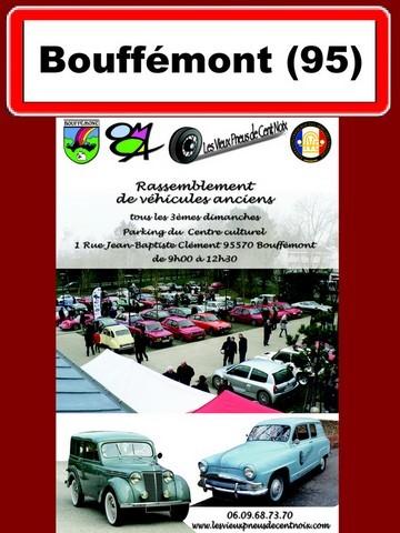 agenda des manifestations de véhicules anciens dans le val d'oise