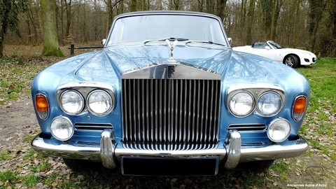 Rolls Royce Chantilly