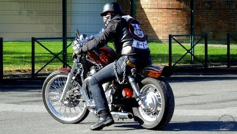 MOTO BAD BOY-TROSLY BREUIL
